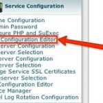 Email server troubleshooting