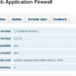 Web Application Firewall Plugin