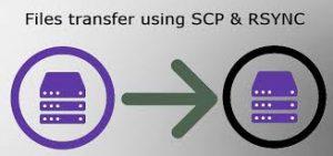 rsync and scp